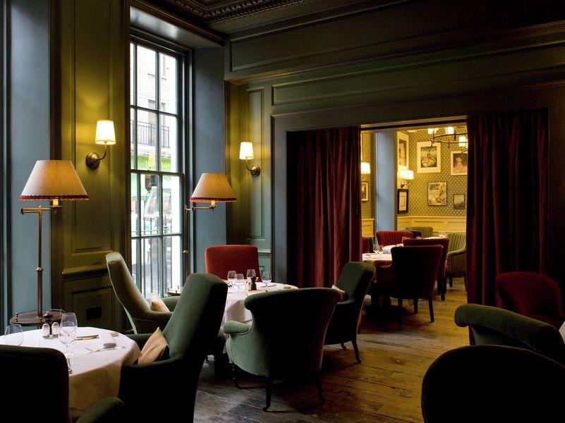 Dean street townhouse london uk home very nice restaurant