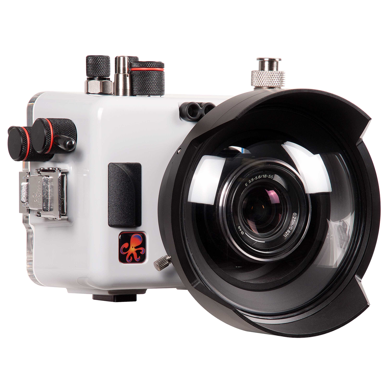 Ikelite 200dlm Underwater Housing For Sony Alpha A6000 Mirrorless Camera Underwater Camera Housing Mirrorless Camera Underwater House