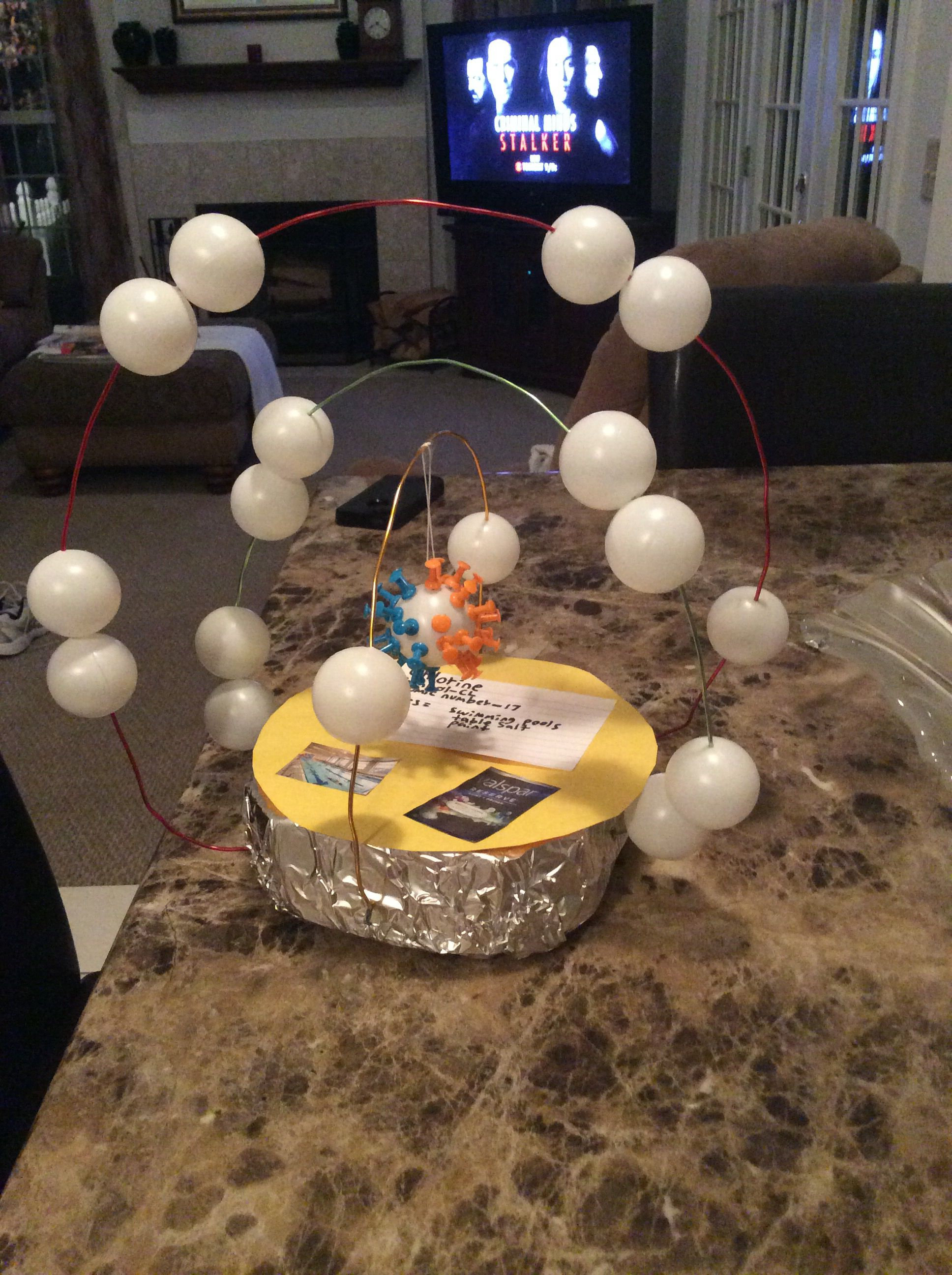Ryans atom model of chlorine great ideas pinterest atom ryans atom model of chlorine biocorpaavc