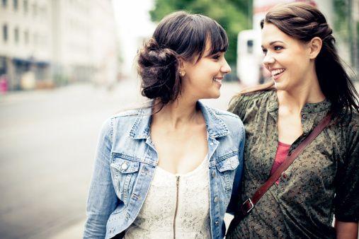 Lesbian dating advice rules