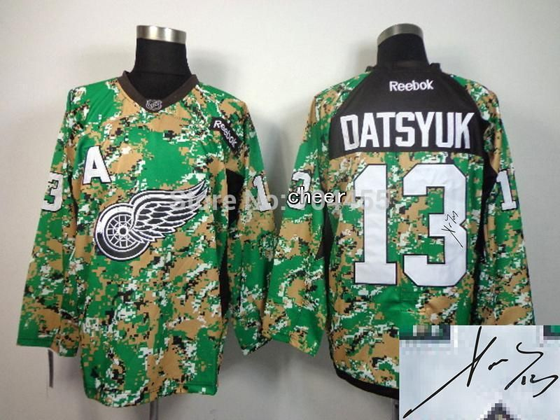 red wings camo jersey - Google Search  9ea5bd6ba84