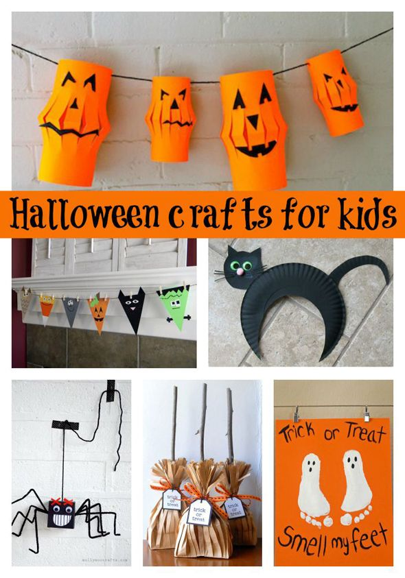 30 Halloween Craft Ideas For Kids Pinterest Craft and Halloween kids - halloween kids craft ideas