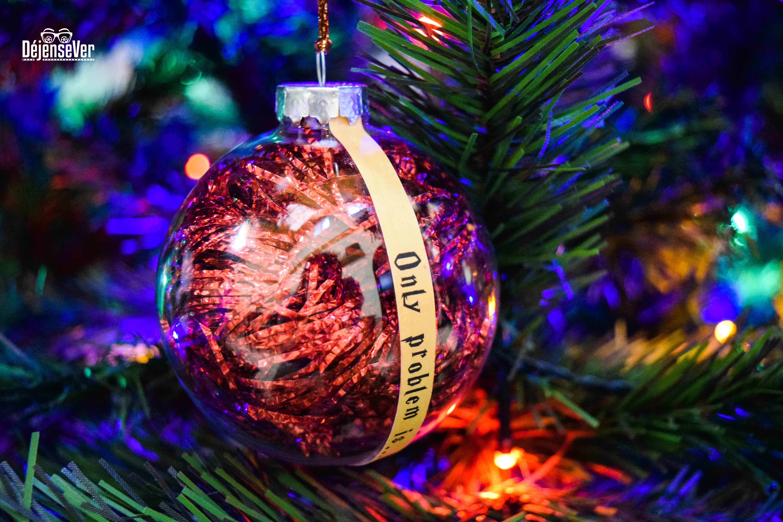 Remembrall Christmas Tree Ornament  Recordadora Harry Potter