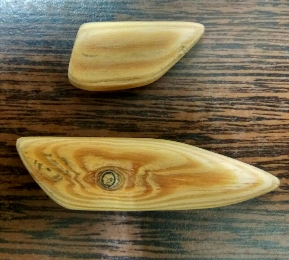 Hand Carved Wooden Lure Blanks Fishing Lures Baits Fishing