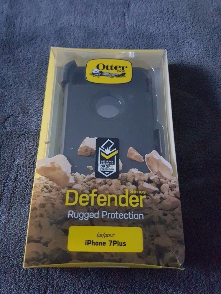 New otterbox defender case for apple iphone 7 plus belt