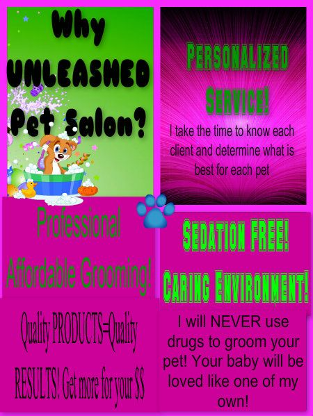 Pin On Unleashed Grooming Clients