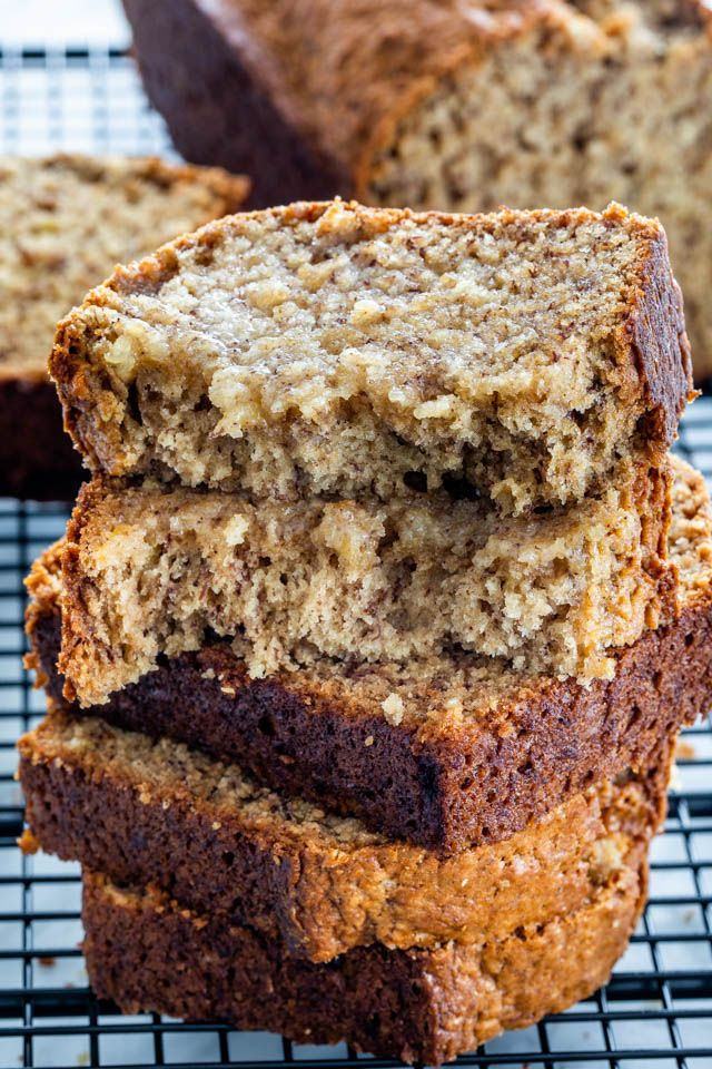 This Easy Banana Bread recipe has been my go-to for ...