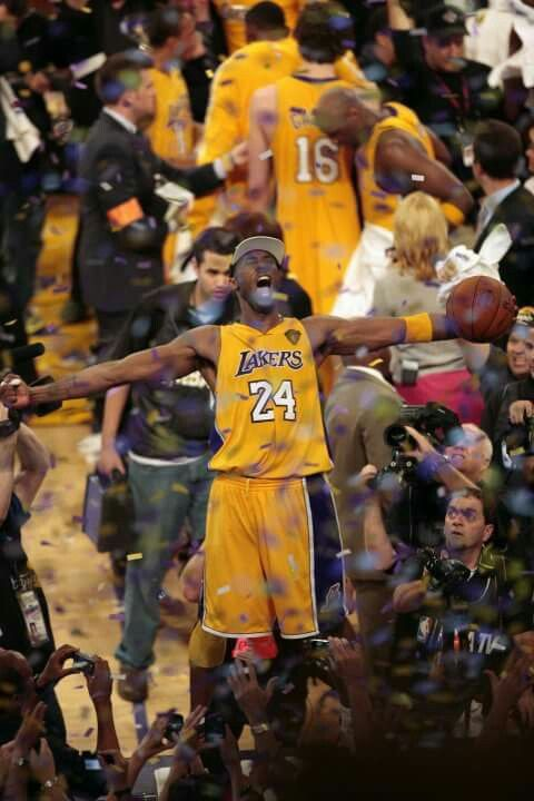 brand new 36a1e b1dcf Lakers 16th championship, Kobe s 5th in 2010
