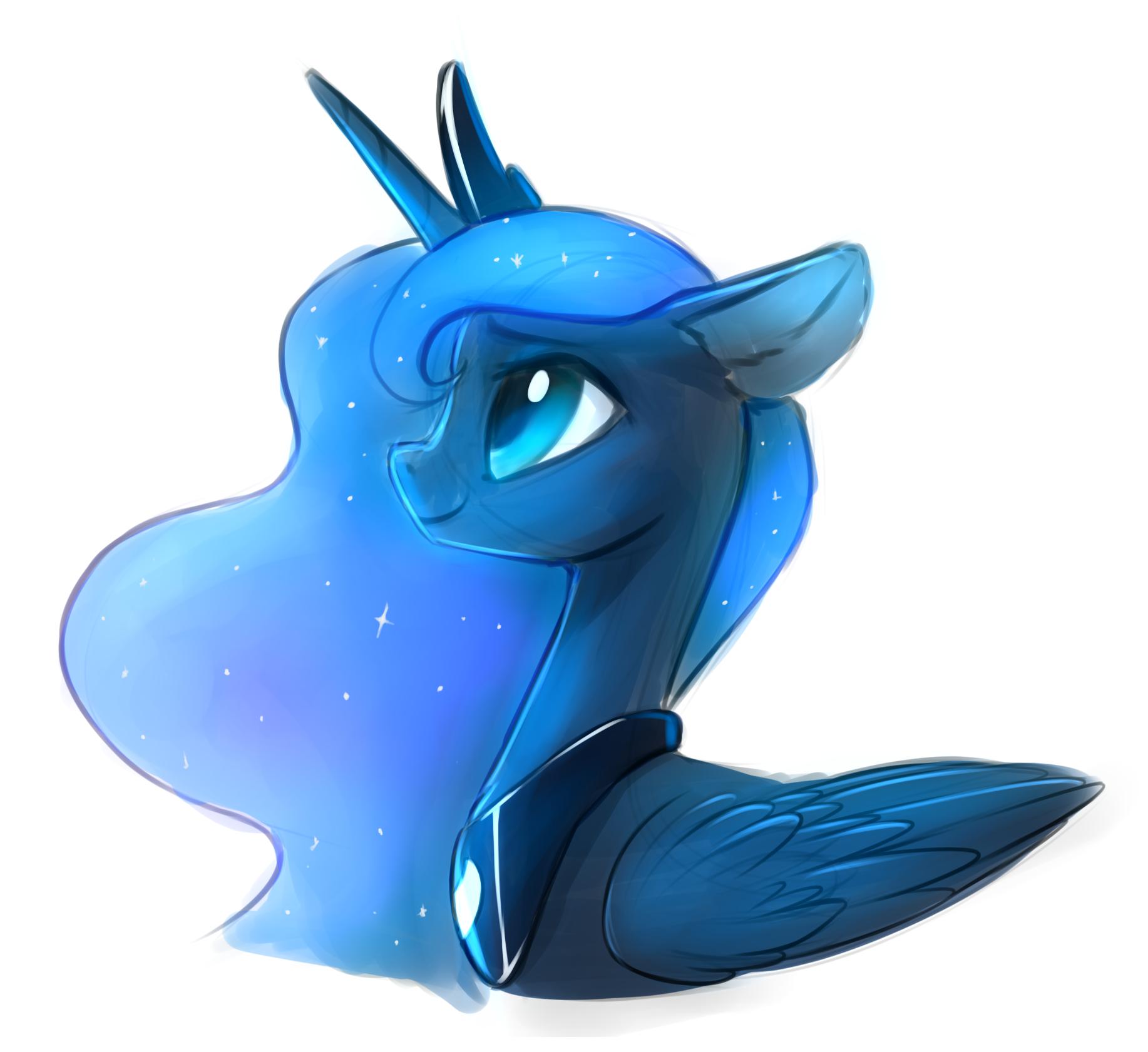 Идея от пользователя DeeZZZLe на доске «Princess Luna ...