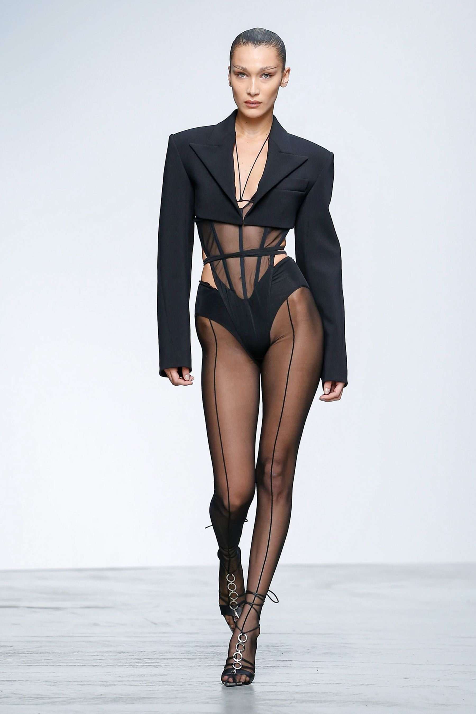Mugler Spring Summer 2020 Fashion Show