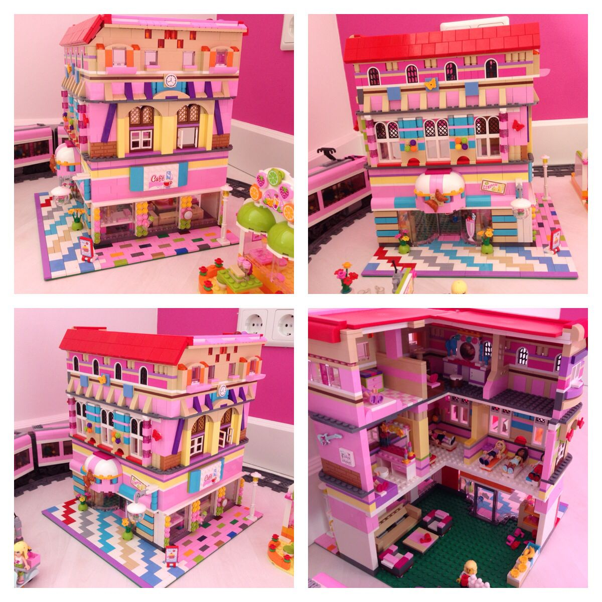 Lego Friends Hotel Lego For Kids Lego Friends Sets Lego Friends
