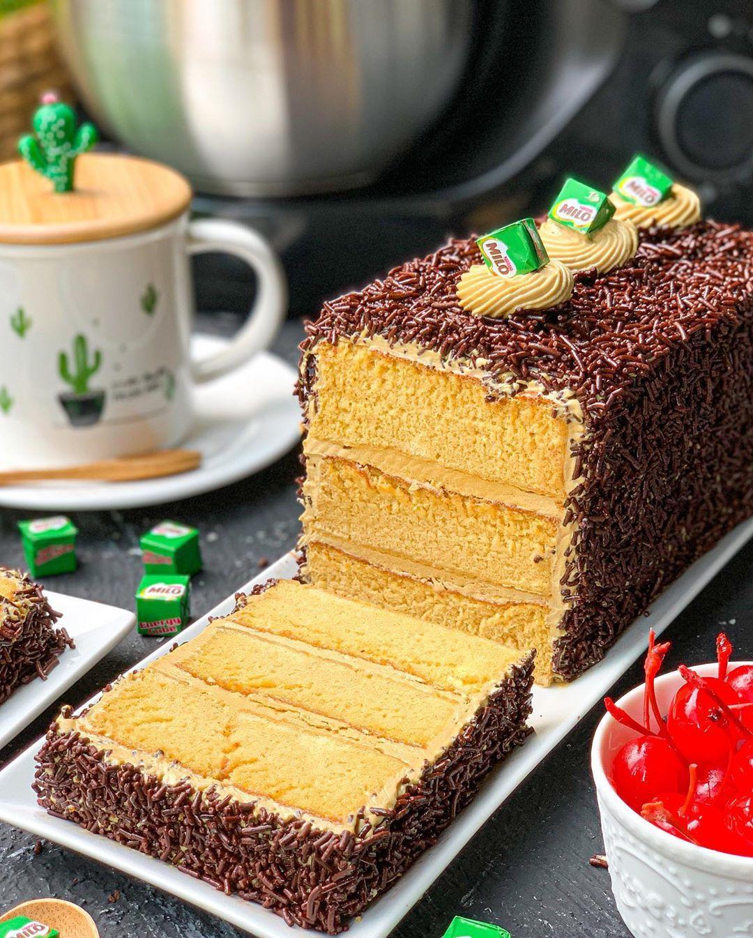 Vitakwee Kitchen On Instagram Alooo Makk Baking Nya Masih Seputar Oles Mengoles Buttercream Jadul Sisaan Kemaren Bikin Cream Masih Sta Resep Kue Kue Resep