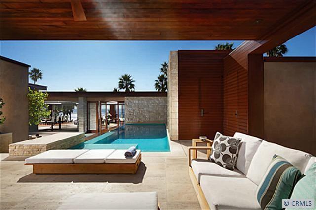 Attractive Indoor Patio Paradise #VIPLiving #Luxury #Patios