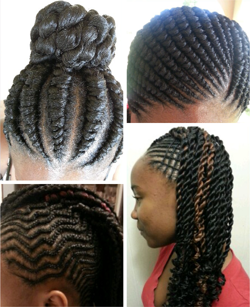 Black Kids Hairstyles Braids Entrancing Stylist Feature  Shantel Bailey  Baileys Stylists And Short