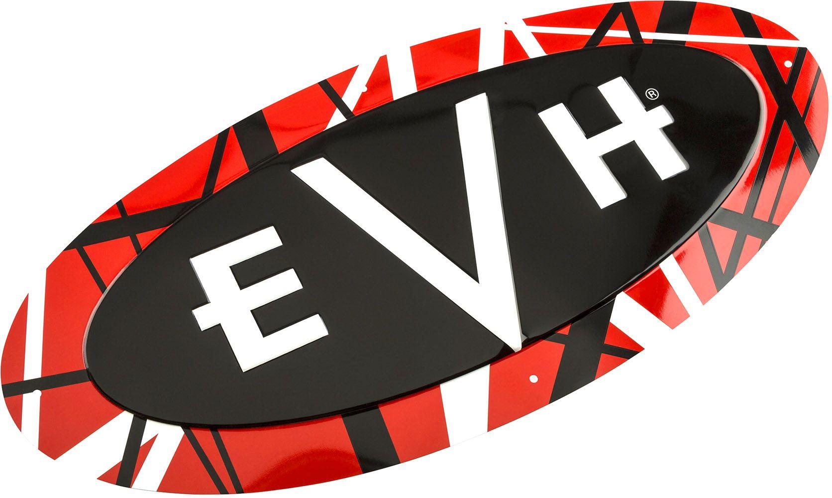 EVH Embossed Tin Sign Tin signs, Custom metal signs