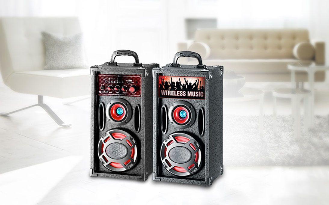 Audionic Classic Bluetooth Speaker Bt 150 Wireless Music Bluetooth Speakers Bluetooth
