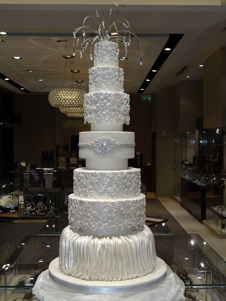 Celebrity Wedding Cakes Check Out Other Gallery Of 2017
