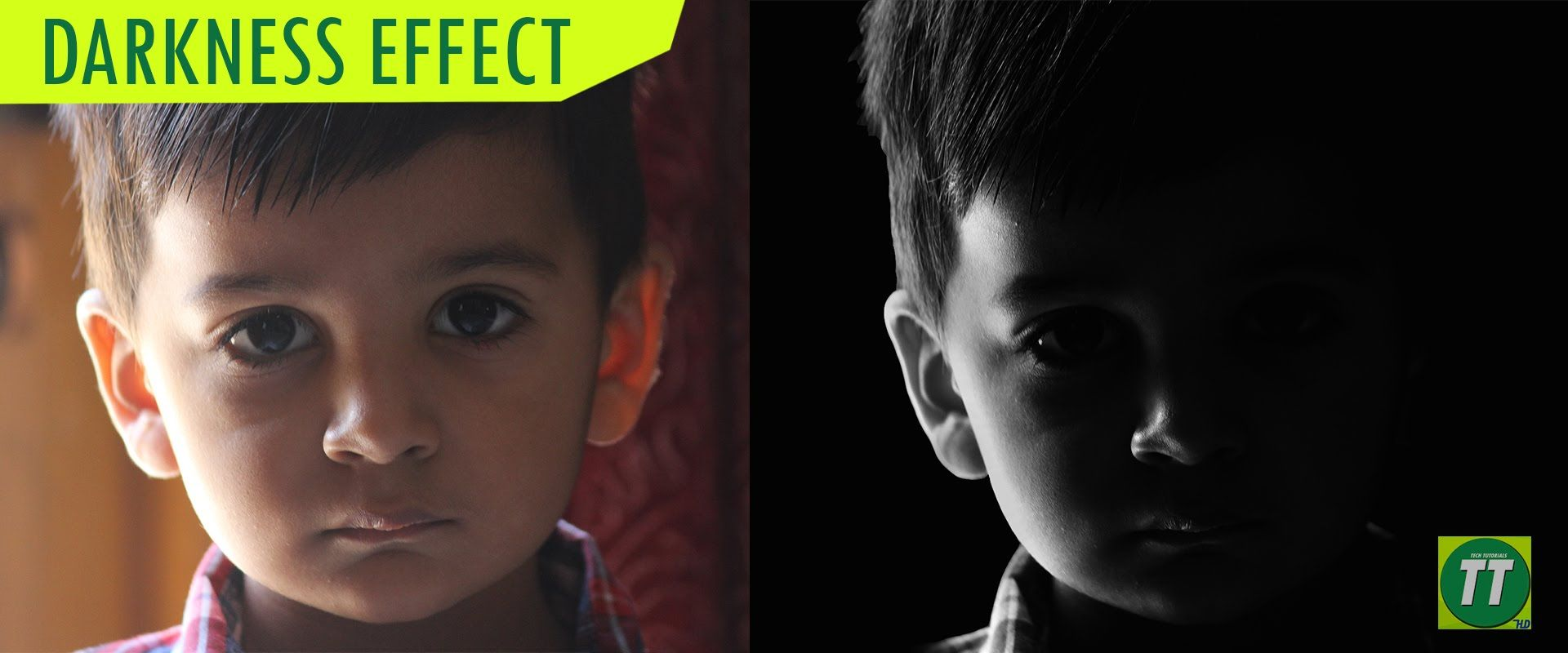 Photoshop tutorial darkness effect black white photo tech there we go we are delighted to present you another photoshop tutorial this time we have made a video on how to create a dark studio effect in photoshop baditri Gallery