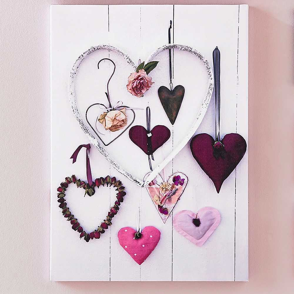 Graham brown hearts compendium canvas traditional wall