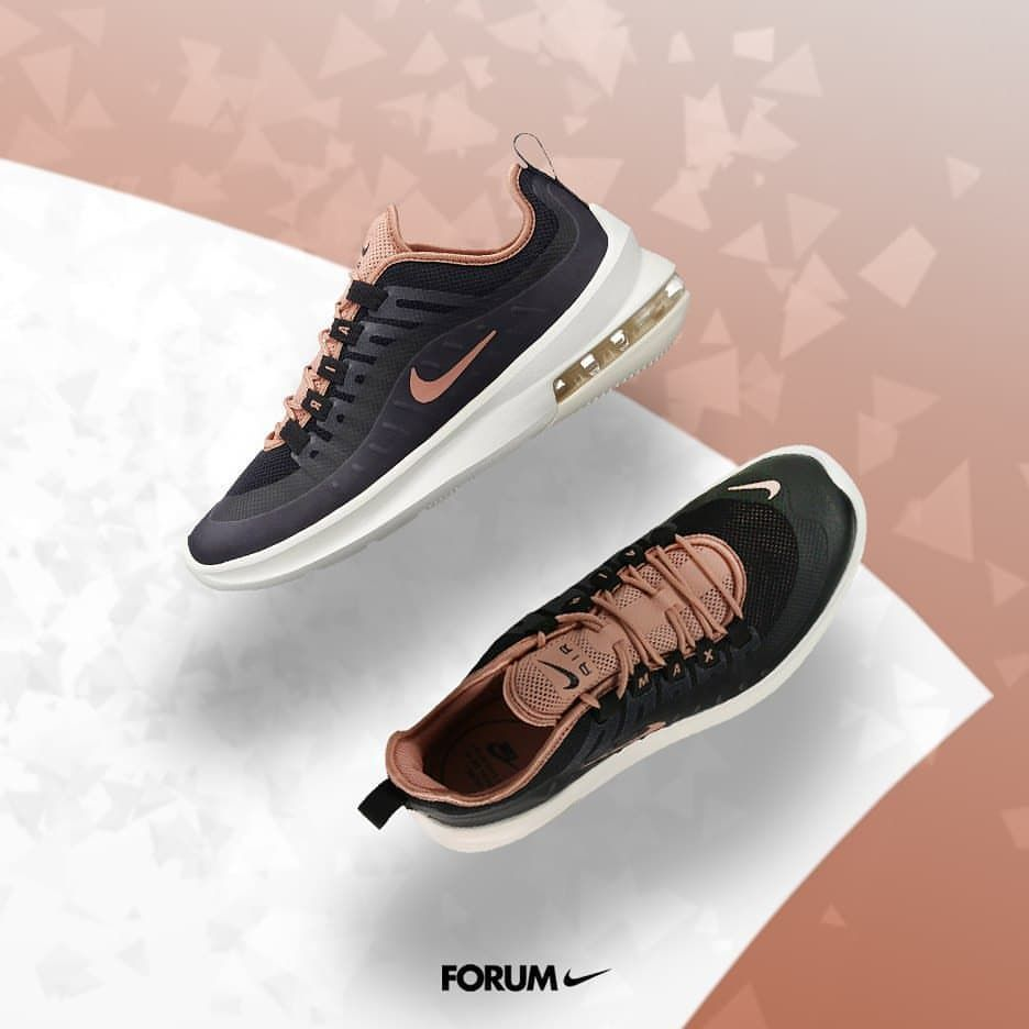 The new generation of Air Max style. Nike Air Max Axis ...