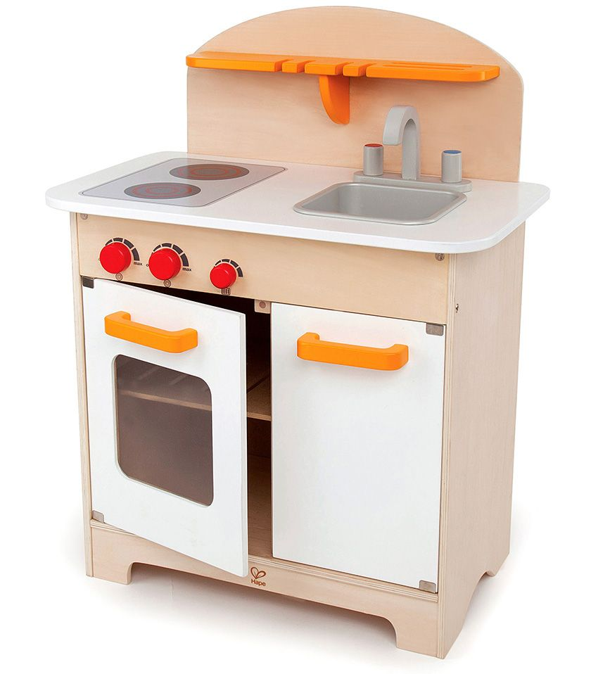 Hape Wooden Toys Online - NZ kiwi kids love | Kitchen white