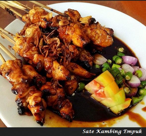Resep Sate Kambing Sambal Kecap Resep Om Resep Resep Masakan Asia Masakan Asia