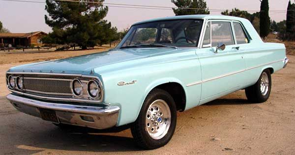 1965 Dodge Coronet Post 383 4 Barrel Ran 13 90 In The 1 4 Mile