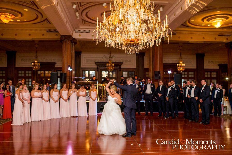 Philly Wedding Philadelphia Wedding Loews Hotel Crystal Tea Room Wedding Photography Tea Room Philly Weddings Loews Hotel