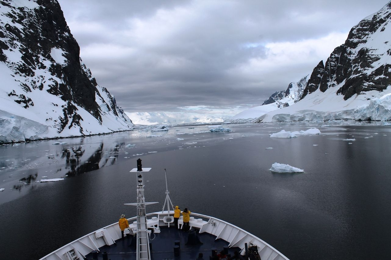 Exploring Antarctica With Quark Expeditions On The Ocean