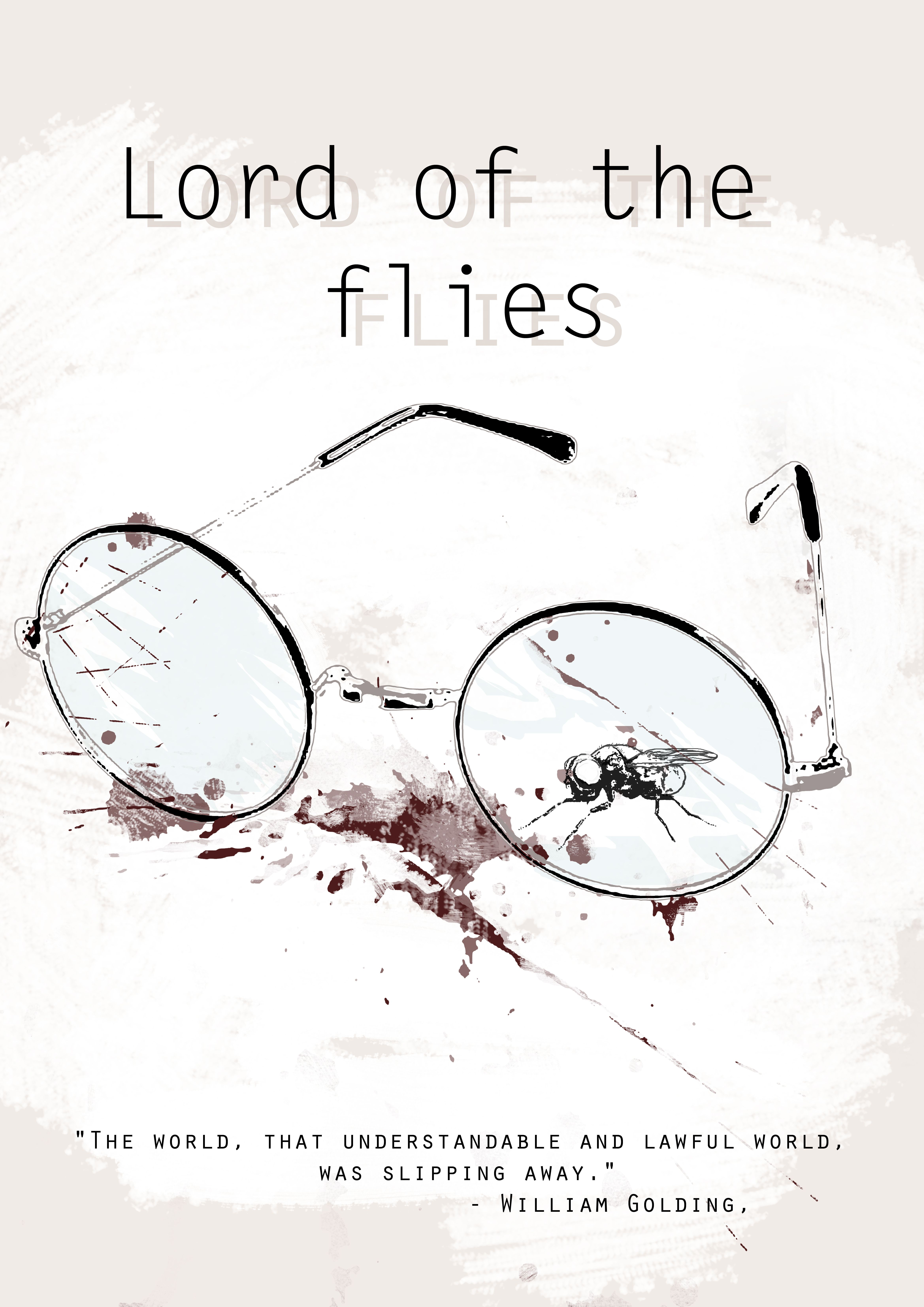lord of the flies character map