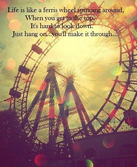 ferris wheel inspiration - Google Search | Memes & Quotes ...