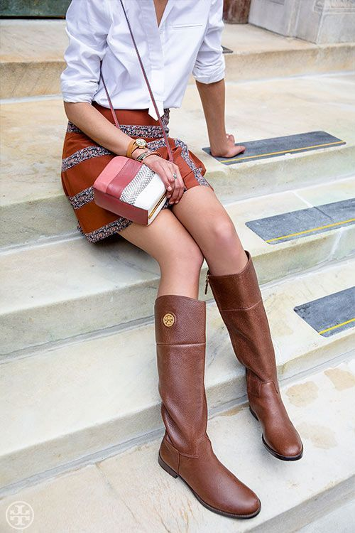 One of the all-time top must-haves  Tory Burch Junction Riding Boot ... ca795707a59e