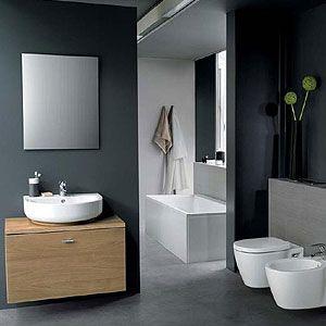 Badkamer - kleuren | Ideetjes huis | Pinterest | Interiors and House