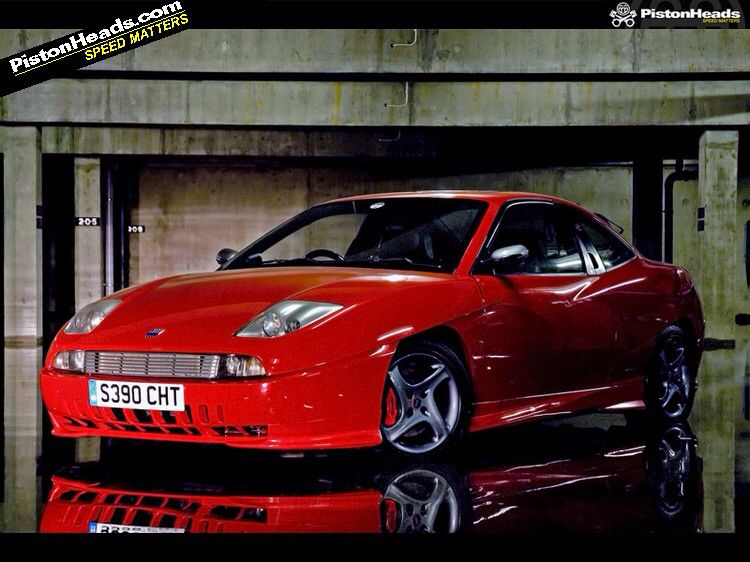 Fiat Coupe Fiat Coupe Fiat Sports Cars