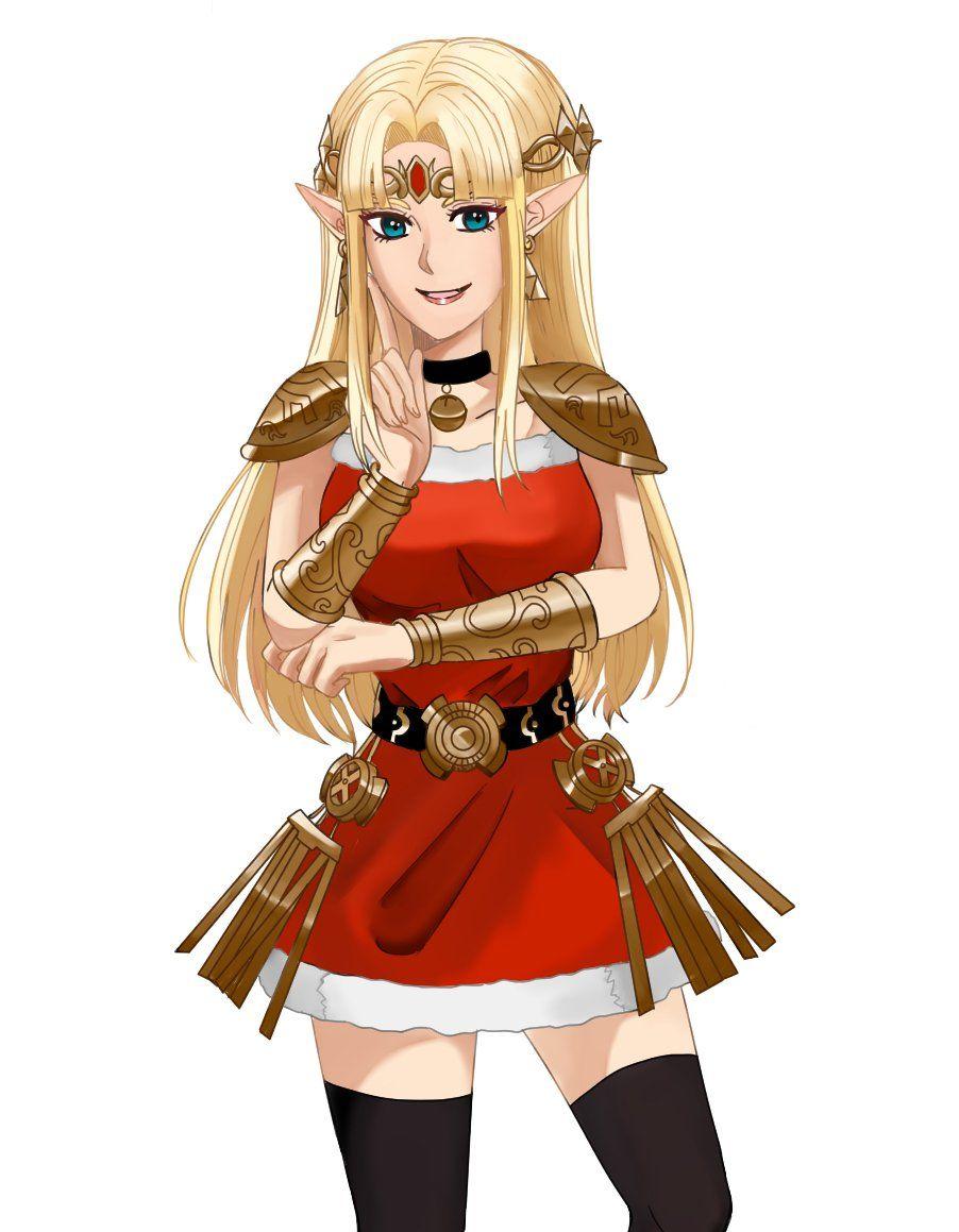 Eclair On With Images Princess Zelda Zelda Zelda Characters