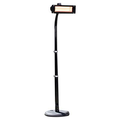 Fire Sense Electric Patio Heater With Glass Front 60253