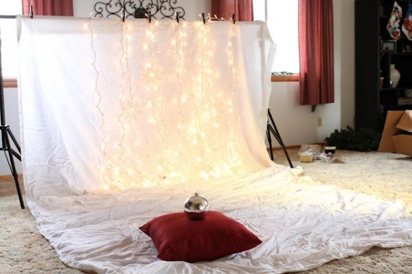Diy Photoshoot Diy Photography Props Diy Christmas Backdrop