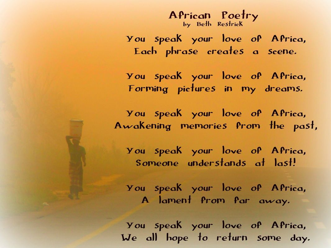 Poetry Glimpses Of Africa African Quotes Africa Quotes African Poems