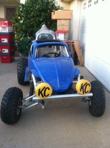 Baja Style Youth Vw Go Kart Ebay