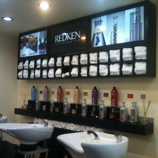Redken Chemistry Backbar | Hair salon