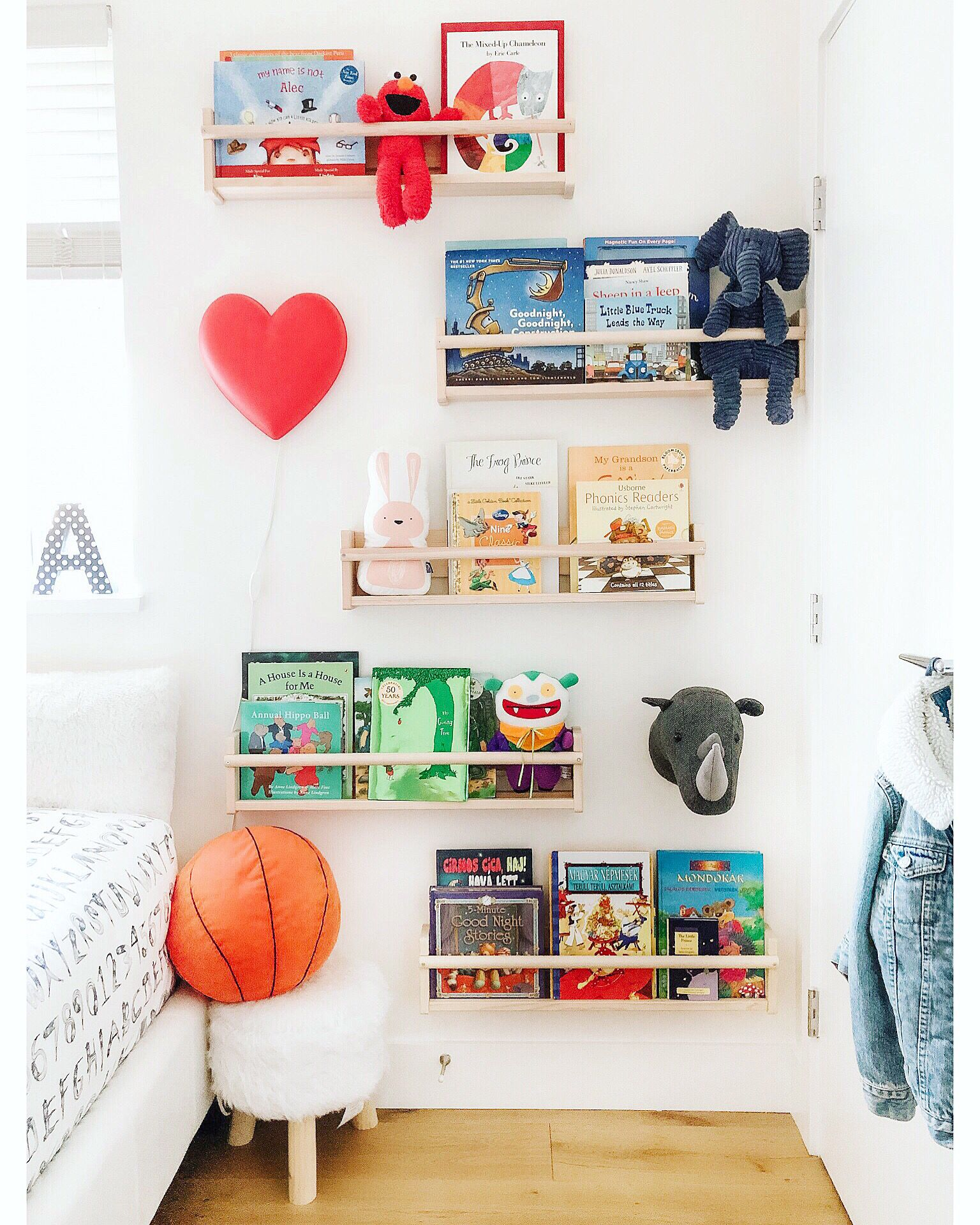 These Ikea Flisat Wall Storage Ledges Are Great Use Of Vertical