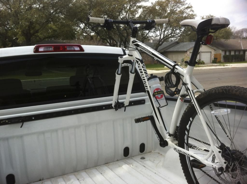 Truck bed bike racks - Page 3- Mtbr.com | I pack heat ...