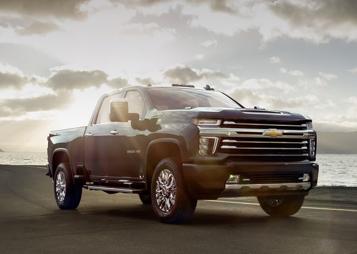 Tougher Stronger And More Capable Chevrolet Silverado With