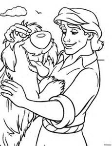 the little mermaid coloring pages - Bing images