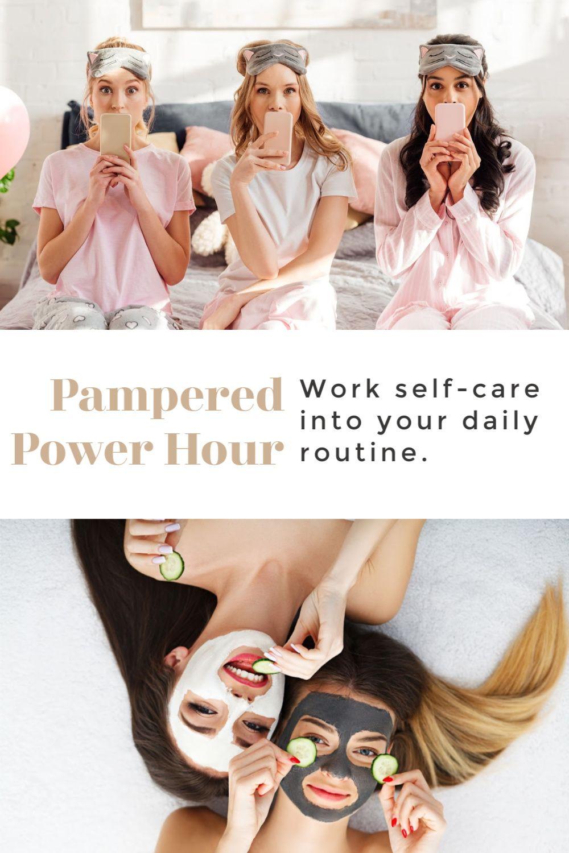 How To Throw A Virtual Girls Night In Girls Night Virtual Girl Cool Hairstyles