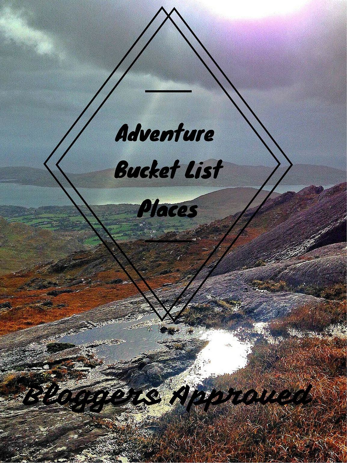 Here it is - the ultimate adventure travel destinations tested and approved by bloggers of the world. Get your pen and paper ready!