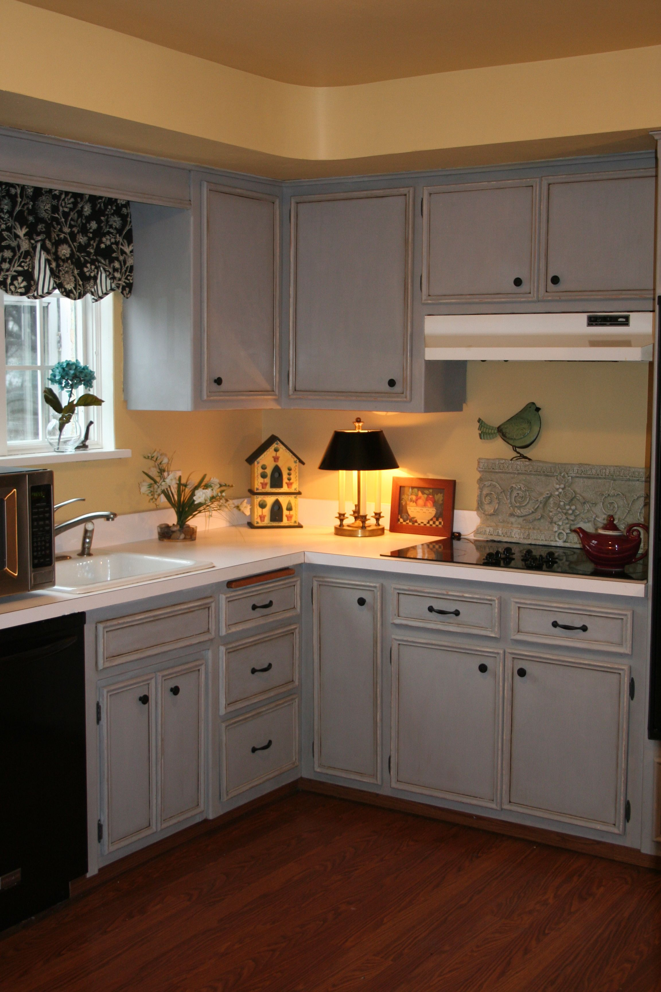 Medium image of annie sloan chalk paint cabinets   chalk paint   kitchen makeover   dilucca design