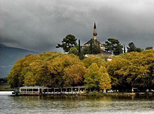 Ioannina in fall,Greece #ioannina-grecce Ioannina in fall,Greece #ioannina-grecce