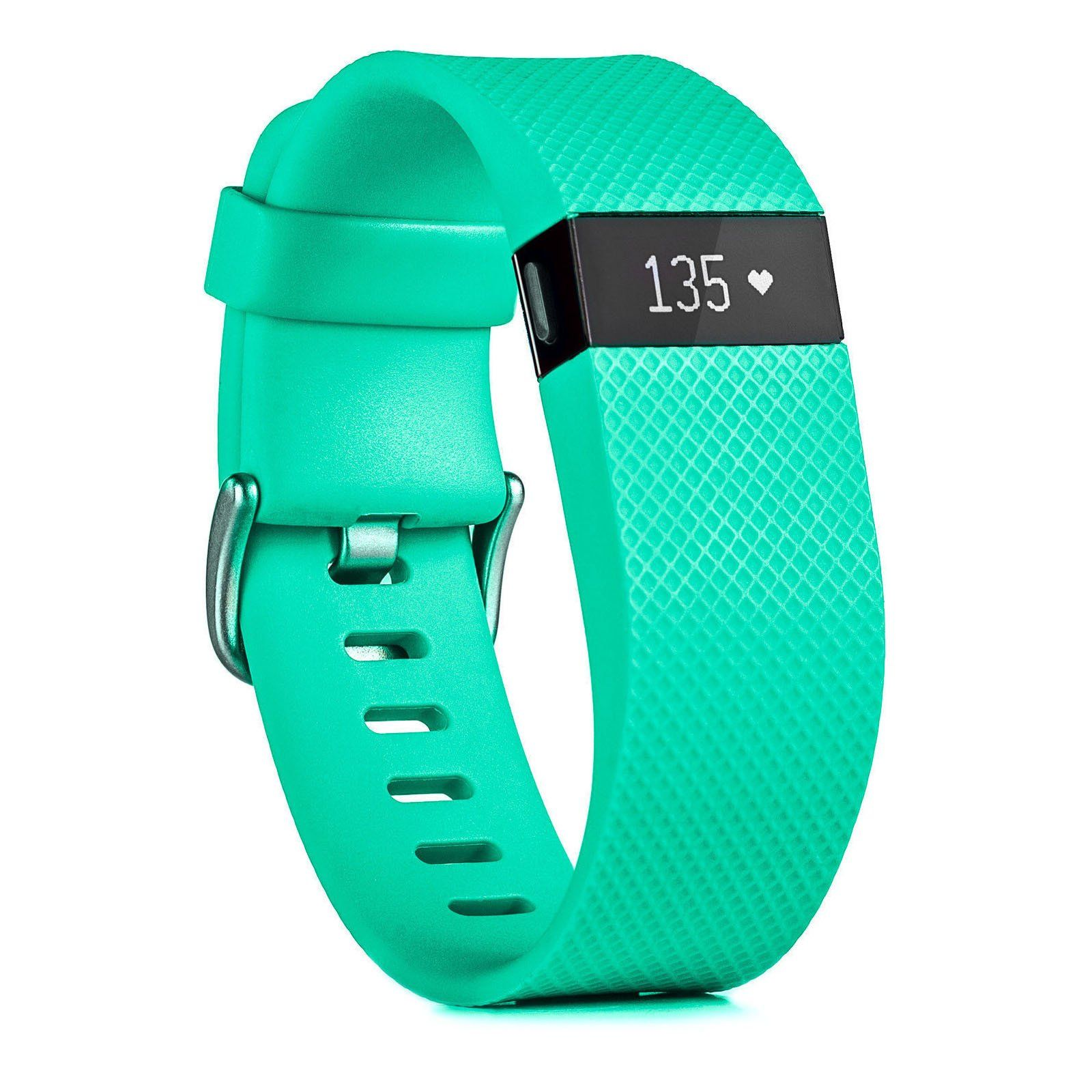 Teal Fitbit Charge HR Activity, Heart Rate + Sleep Wristband