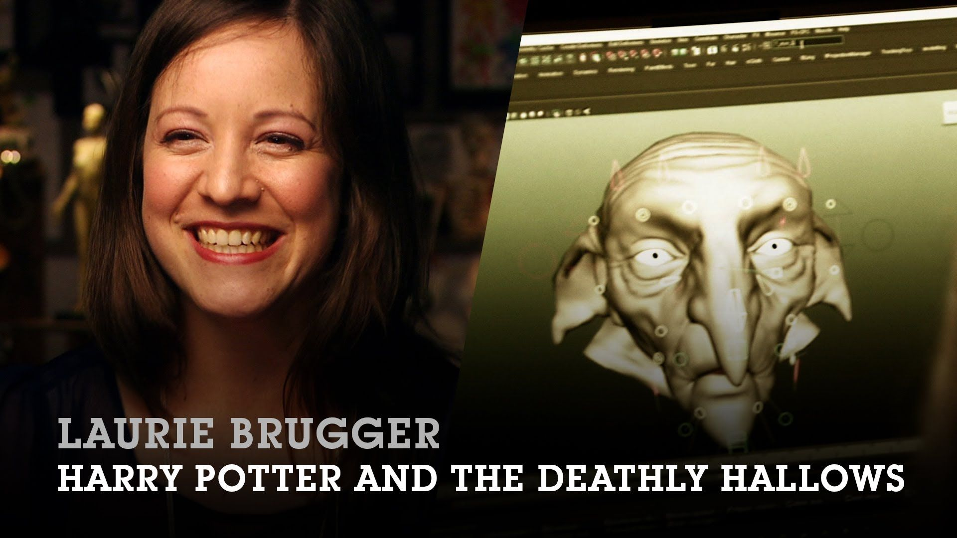 Laurie Brugger 2011 Hall Of Fame Inductee 2000 Computer Animation Graduate Now Head Of Rigging At Framesto Clash Of The Titans Deathly Hallows Part 1 Laurie
